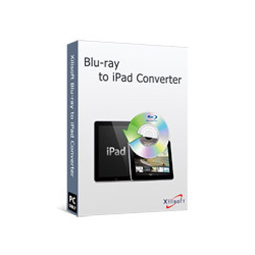 Xilisoft Blu-ray to iPad Converter (Download)