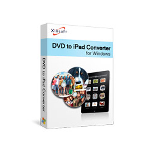 Xilisoft DVD to iPad Converter (Download)