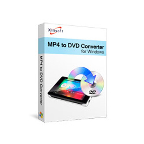 Xilisoft MP4 to DVD Converter (Download)