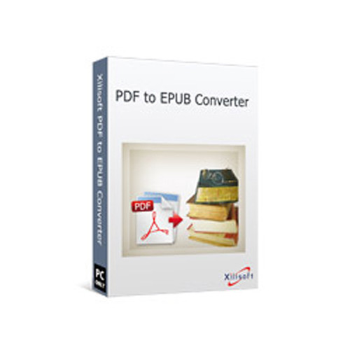 Xilisoft PDF to EPUB Converter (Download)