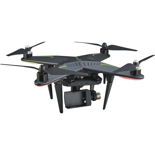 Xiro Xplorer G Model Quadcopter with 3-Axis Gimbal
