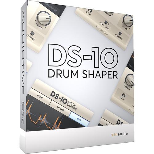XLN Audio DS-10 Drum Shaper Plug-in (Download)
