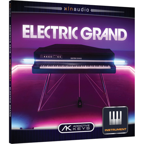 XLN Audio Electric Grand Virtual Instrument Plug-In