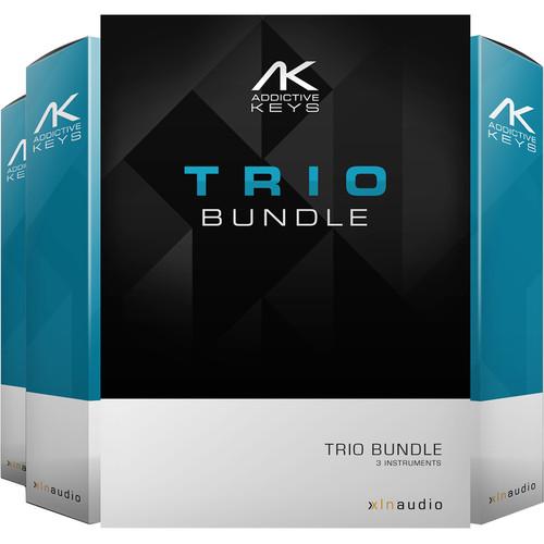 XLN Audio Addictive Keys: Trio Bundle - Virtual Keyboard Instruments (Download)