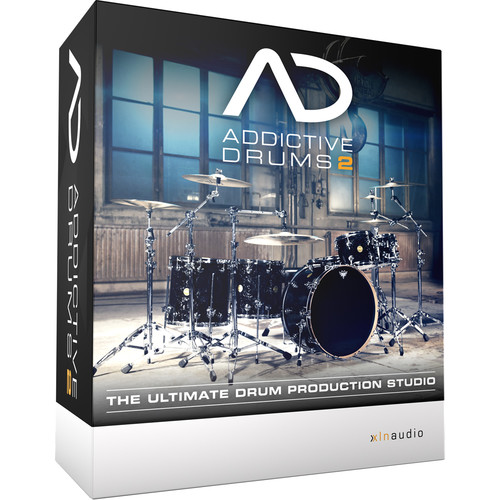 XLN Audio Addictive Drums 2: Ultimate Drum Production Studio (Download)