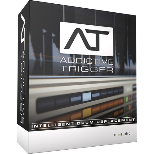 XLN Audio Addictive Trigger Plug-In (Download)