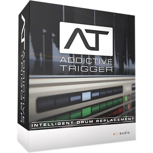 XLN Audio Addictive Trigger and Drum Vault TrigPak Plug-In Bundle (Download)