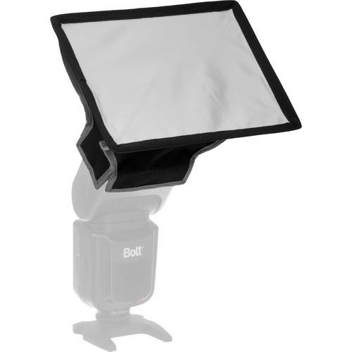"XP PhotoGear Microbox BS Flash Diffuser with Silver Interior (5.1 x 6.7"")"