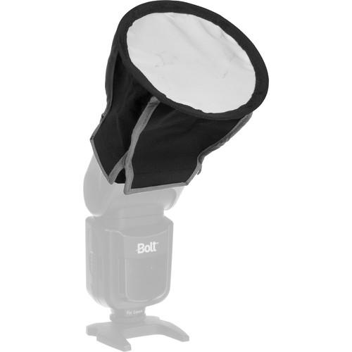 """XP PhotoGear Microbox OS 4.75"""" Flash Diffuser with Silver Interior"""