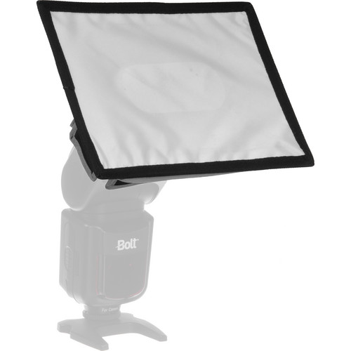 "XP PhotoGear Microbox MBS Flash Diffuser with White Interior (6.0 x 7.9"")"