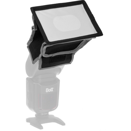 "XP PhotoGear Microbox MSS Flash Diffuser with White Interior (3.5 x 4.75"")"