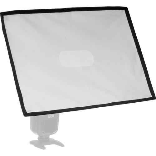 "XP PhotoGear Microbox MAS 11.7 x 9"" Flash Diffuser with Silver Interior"