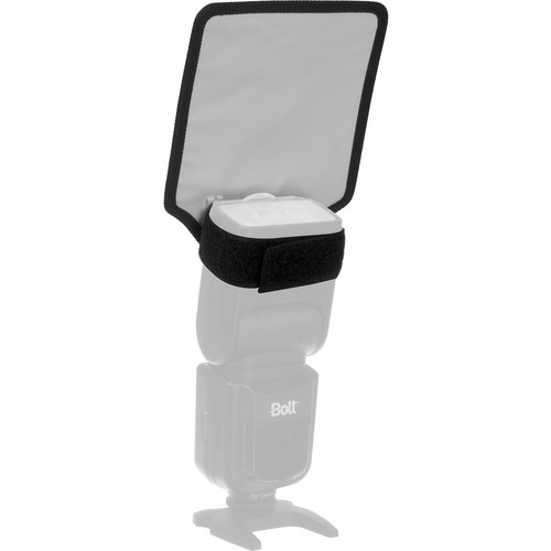 "XP PhotoGear Portaflex Reflector (White/Black, 5.1 x 6.7"")"