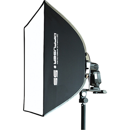 "XP PhotoGear Speedbox Diffuser 55 (21 x 21"")"