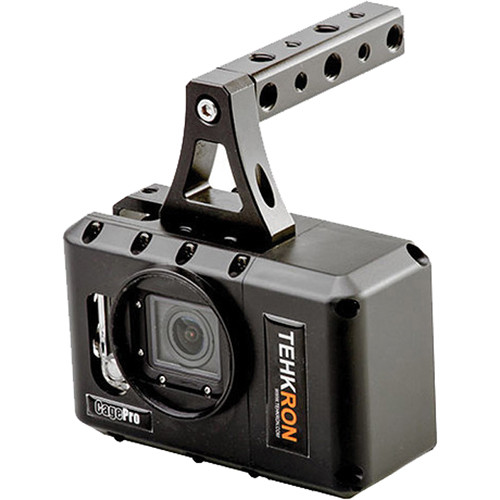 TEHKRON Cage Pro Powered Cage for GoPro HERO3/HERO3+/HERO4