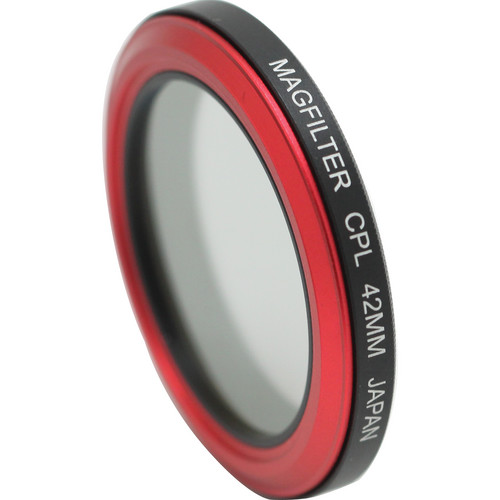 XP PhotoGear 42mm MagFilter Circular Polarizer Filter