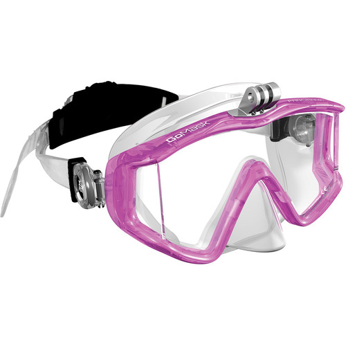 XS Foto GoMask Panorama for GoPro (Pink)