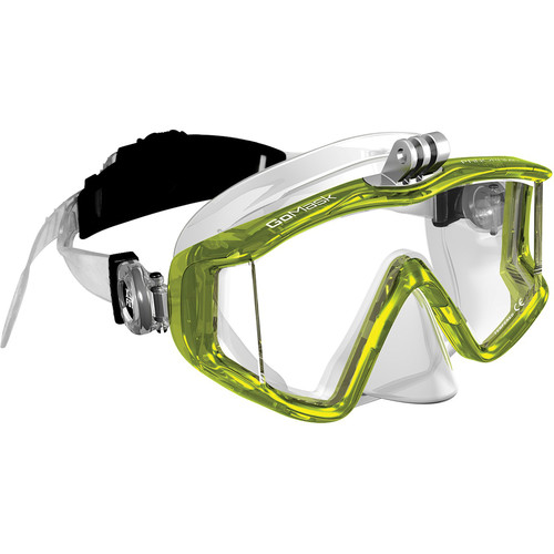 XS Foto GoMask Panorama for GoPro (Yellow)