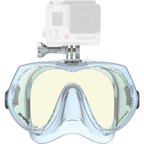 XS Foto GoMask un[framed] for GoPro (Glacier Ice)