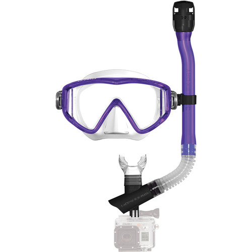 XS Foto GoExplore Combo for GoPro (Purple)