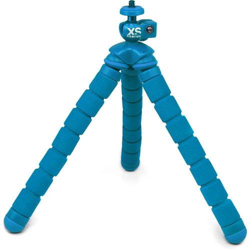 XSORIES Bendy Monochrome Tabletop Tripod (Blue)