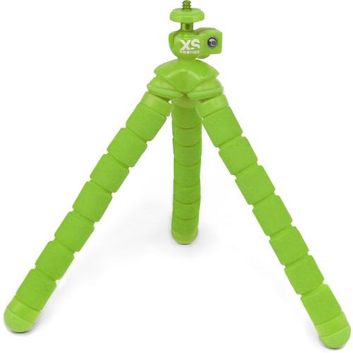 XSORIES Bendy Monochrome Tabletop Tripod (Green)