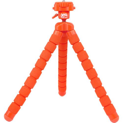 XSORIES Big Bendy Monochrome Tabletop Tripod (Orange)