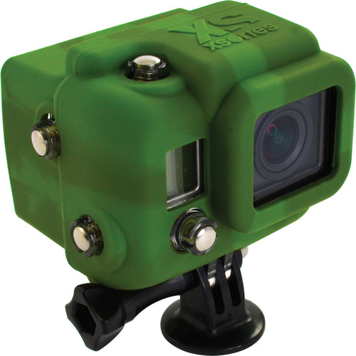 XSORIES Hooded Silicon Skin for GoPro Dive Housing (Camo)