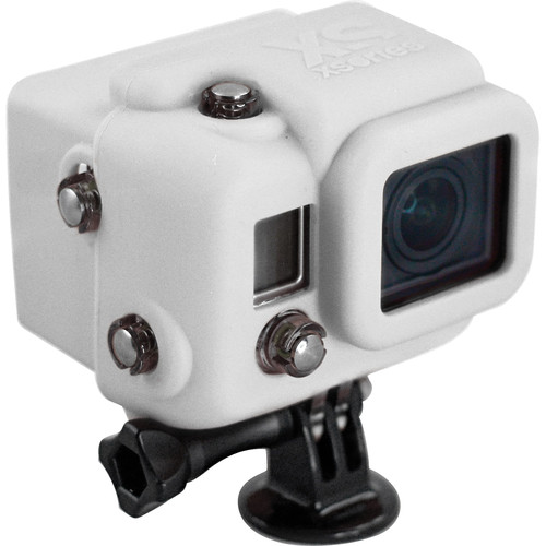 XSORIES Hooded Silicon Skin for GoPro Dive Housing (White)