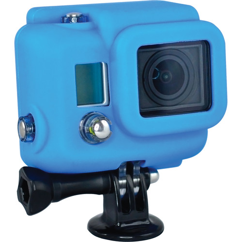 XSORIES Silicon Skin for GoPro Dive Housing (Blue)