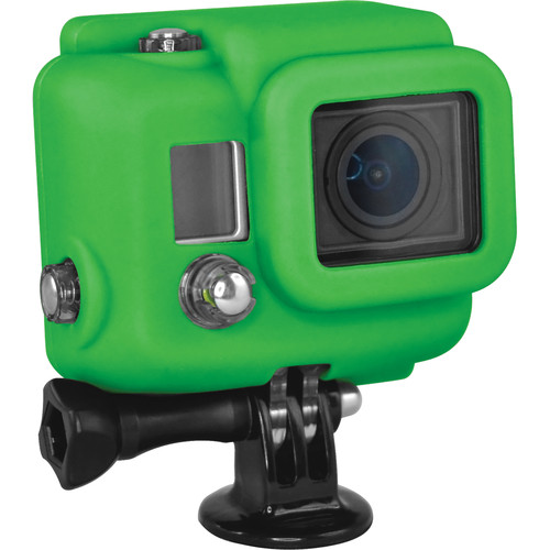 XSORIES Silicon Skin for GoPro Dive Housing (Green)