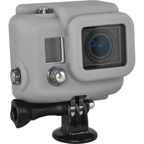 XSORIES Silicon Skin for GoPro Dive Housing (Cool Gray)