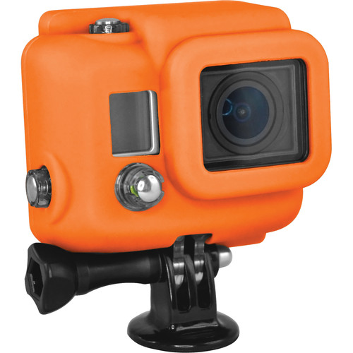 XSORIES Silicon Skin for GoPro Dive Housing (Orange)