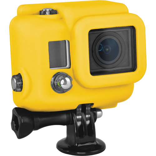 XSORIES Silicon Skin for GoPro Dive Housing (Yellow)