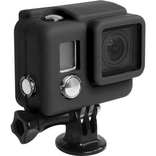 XSORIES Silicon Skin for GoPro Standard Housing (Black)