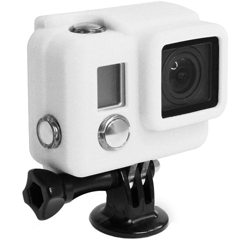XSORIES Silicon Cover HD3+ for GoPro Standard Housing (White)