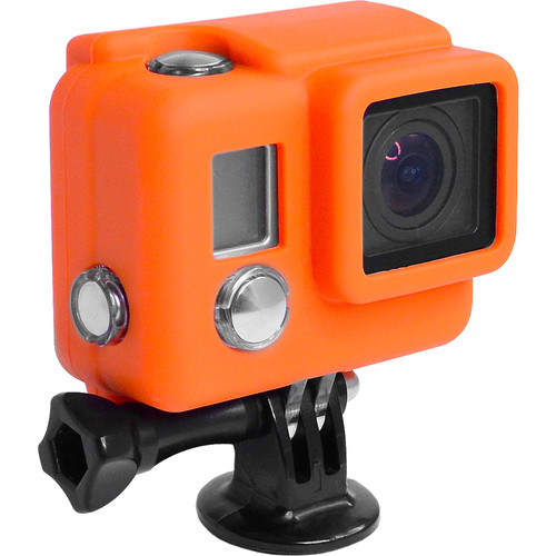 XSORIES Silicon Cover HD3+ for GoPro Standard Housing (Orange)