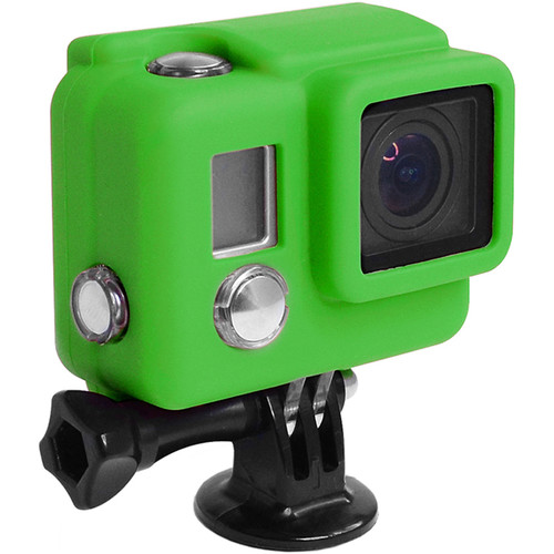 XSORIES Silicon Cover HD3+ for GoPro Standard Housing (Green)