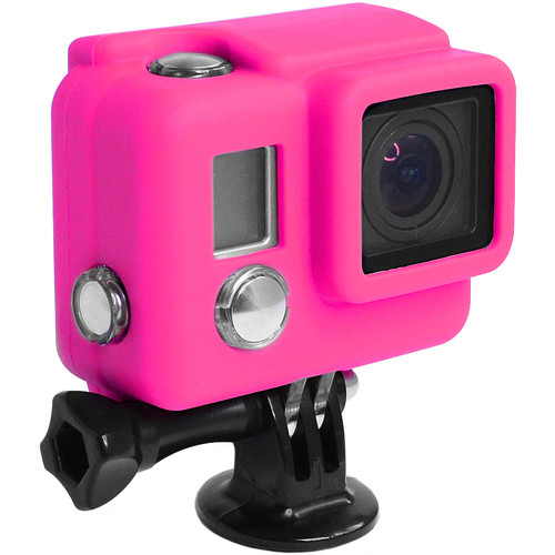 XSORIES Silicon Cover HD3+ for GoPro Standard Housing (Pink)