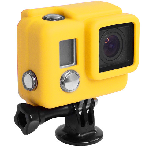 XSORIES Silicon Cover HD3+ for GoPro Standard Housing (Yellow)