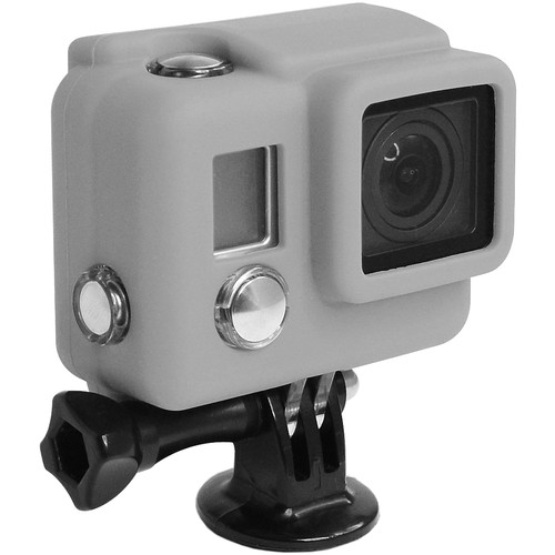 XSORIES Silicon Cover HD3+ for GoPro Standard Housing (Gray)