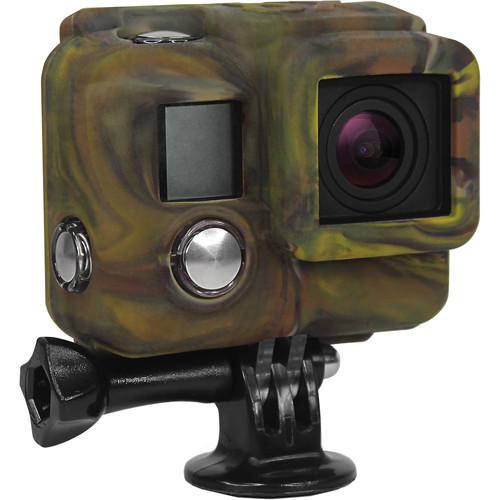 XSORIES Silicon Cover HD3+ for GoPro Standard Housing (Camo)