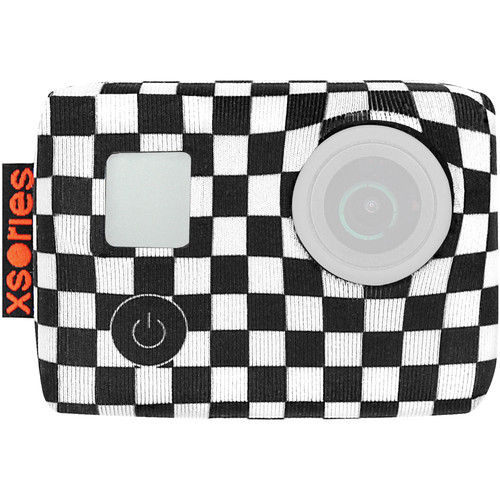 XSORIES TuXSedo Lite Camera Jacket for GoPro Hero (Checkers)