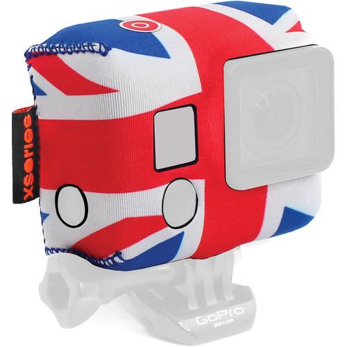 XSORIES TuXSedo Camera Jacket for GoPro HERO3/3+/4 (UK Riot)
