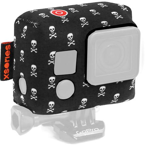 XSORIES TuXSedo Camera Jacket for GoPro HERO3/3+/4 (Skully Bones)
