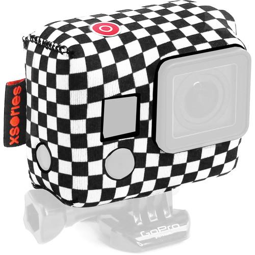 XSORIES TuXSedo Camera Jacket for GoPro HERO3/3+/4 (Checkers)
