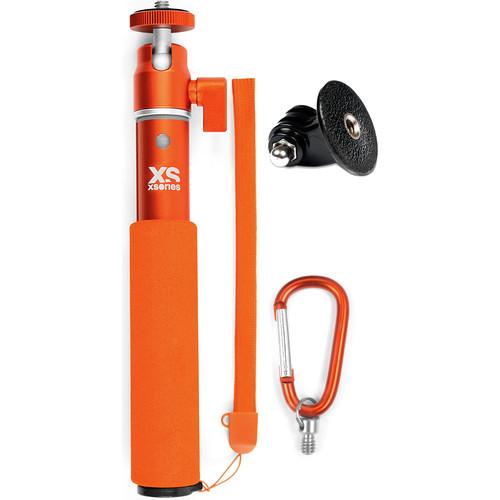 XSORIES U-Shot Telescopic Camera Pole (Orange)