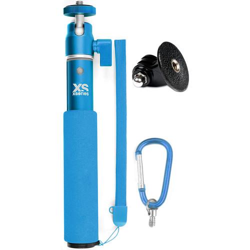 XSORIES U-Shot Telescopic Camera Pole (Blue)