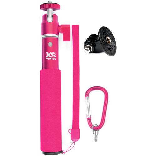 XSORIES U-Shot Telescopic Camera Pole (Pink)