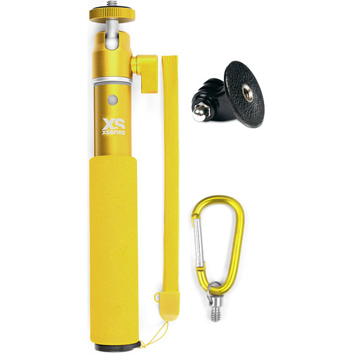 XSORIES U-Shot Telescopic Camera Pole (Yellow)